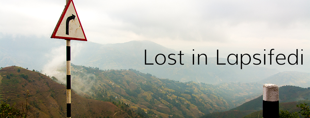 lost in lapsifedi poster