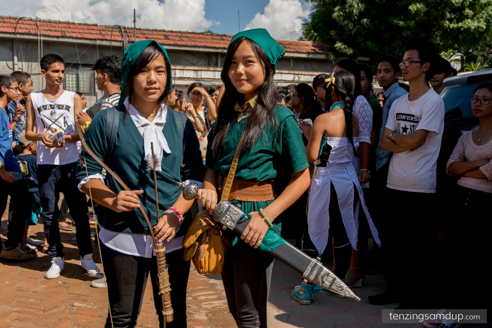 Let's Cosplay! The First Cosplay Event In Nepal (Part One)