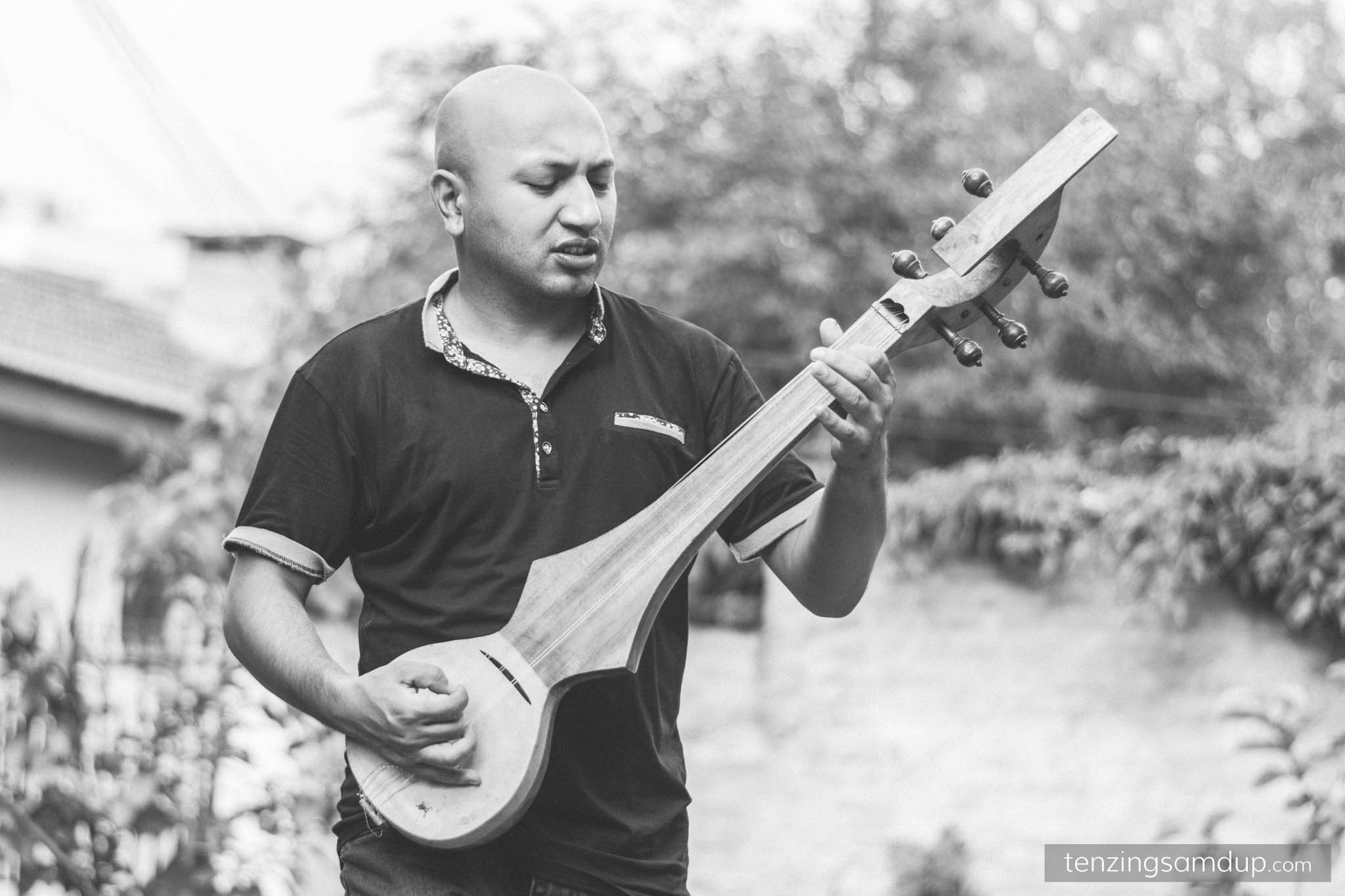 Behind The Music: Niraj Shakya, Night